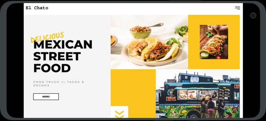 El Chato mobile foodruck